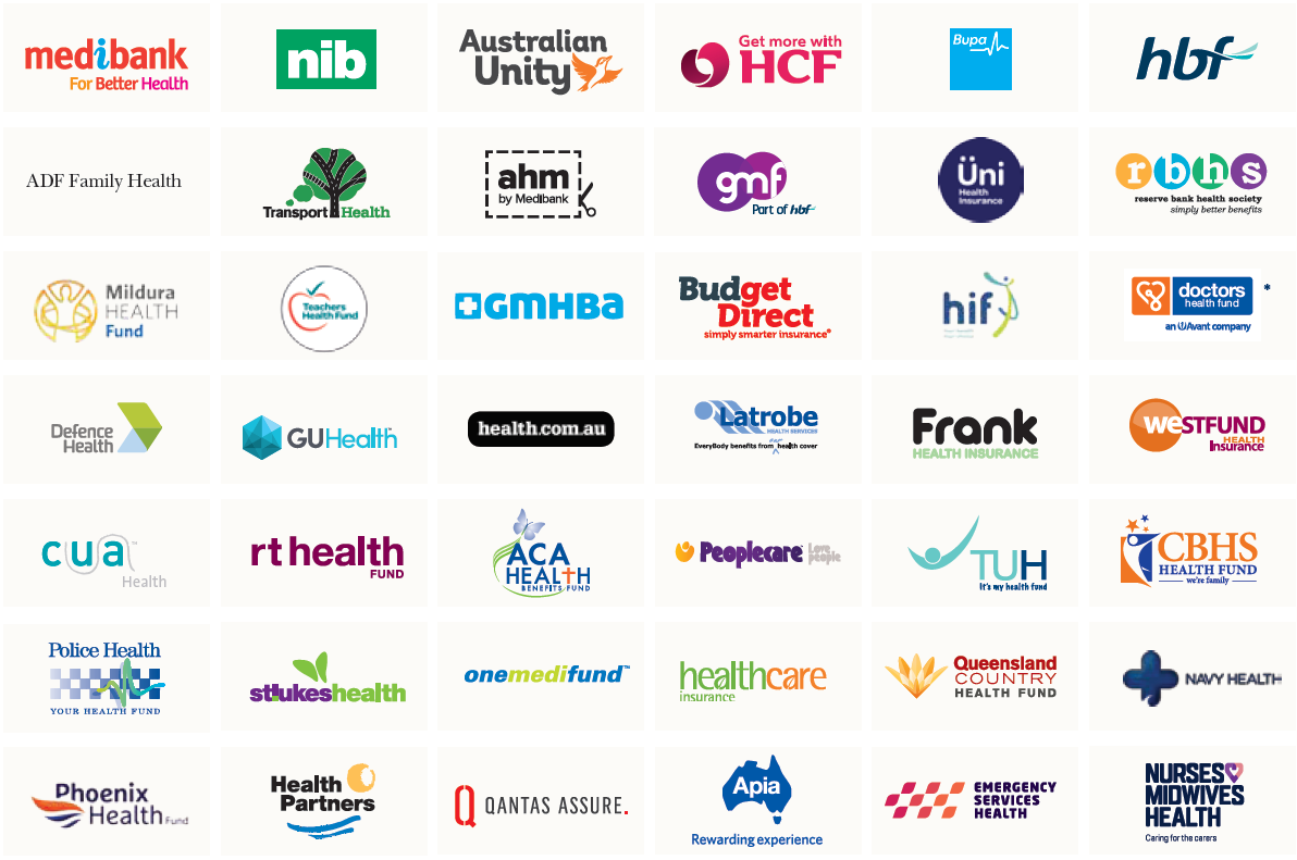 Private health funds supported by HICAPS